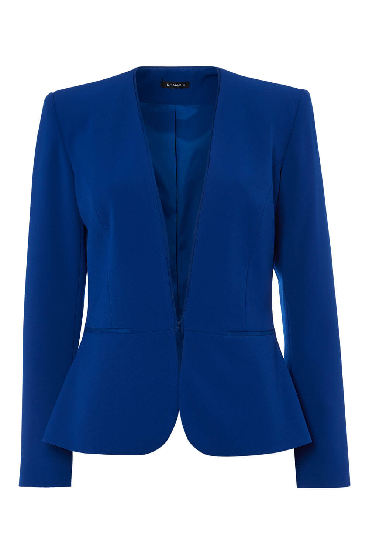 Roman Originals Women Rochette V Front Jacket