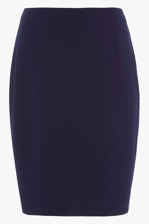 Roman Originals Women/'s Black Short Jersey Skirt Sizes 10-20