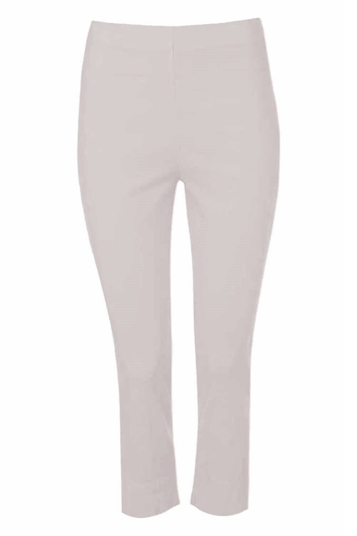 Cropped-Stretch-Capri-Bengaline-Trousers-3-4-Thick-Legging-Women-Roman-Originals 縮圖 384