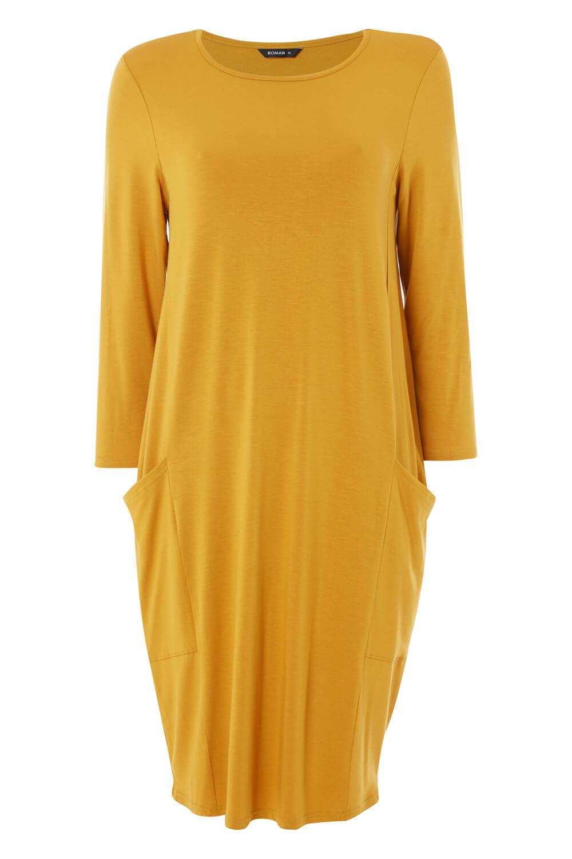 Roman-Originals-Womens-Slouch-Tunic-Dress thumbnail 33
