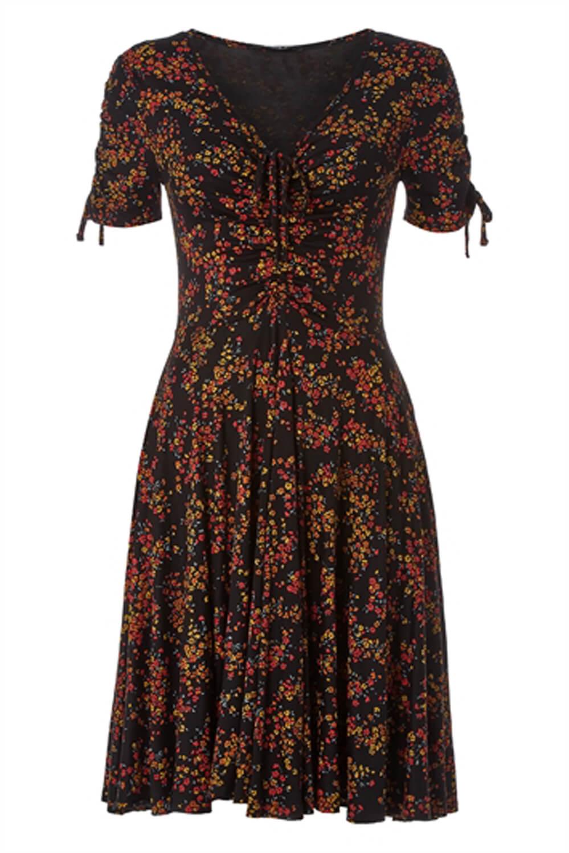 Roman-Originals-Women-039-s-Ditsy-Floral-Dress-Sizes-10-20 thumbnail 16