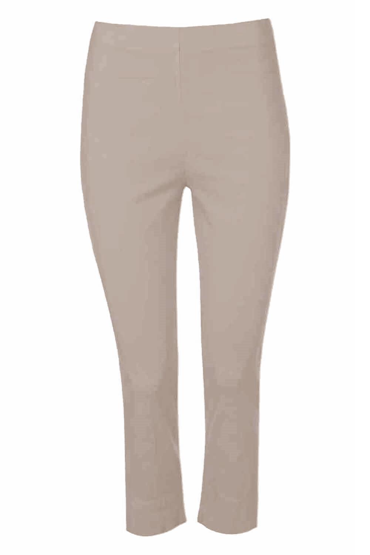 Cropped-Stretch-Capri-Bengaline-Trousers-3-4-Thick-Legging-Women-Roman-Originals 縮圖 47
