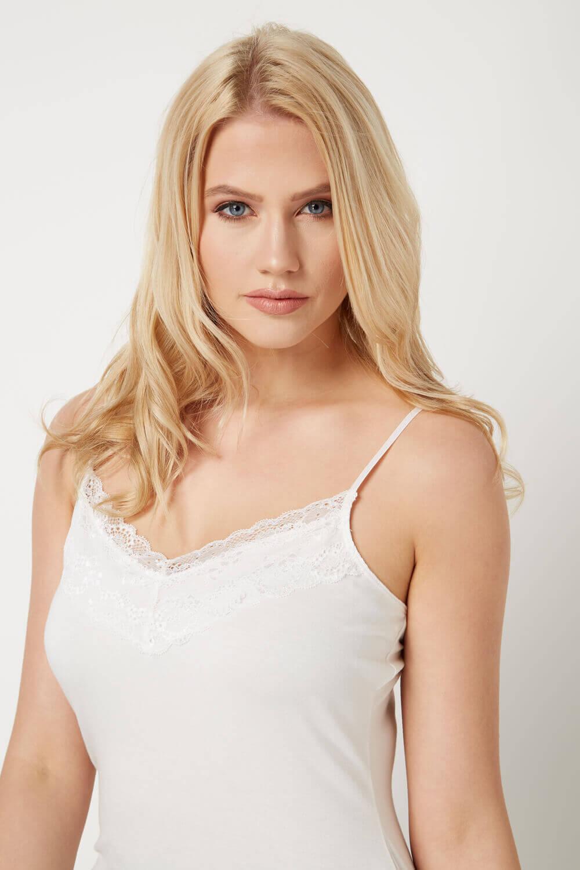 Roman-Originals-Women-Lace-Trim-Camisole-Top thumbnail 26
