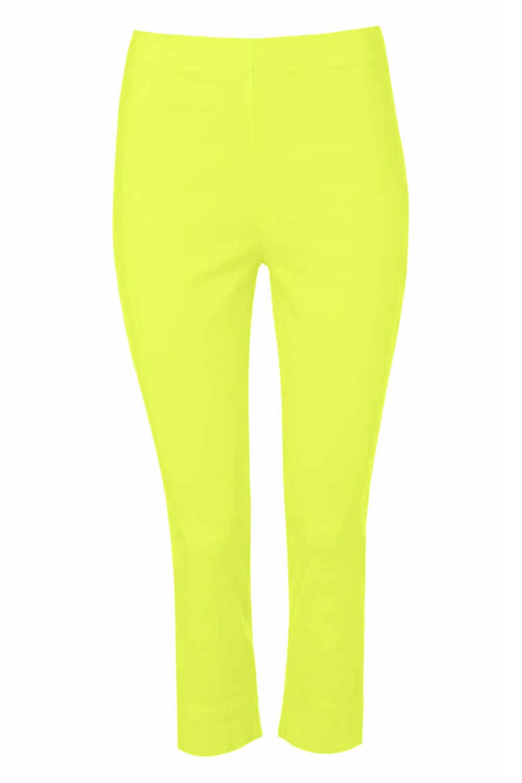 Cropped-Stretch-Capri-Bengaline-Trousers-3-4-Thick-Legging-Women-Roman-Originals 縮圖 191