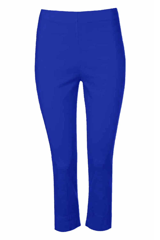 Cropped-Stretch-Capri-Bengaline-Trousers-3-4-Thick-Legging-Women-Roman-Originals 縮圖 37