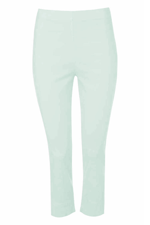Cropped-Stretch-Capri-Bengaline-Trousers-3-4-Thick-Legging-Women-Roman-Originals 縮圖 201