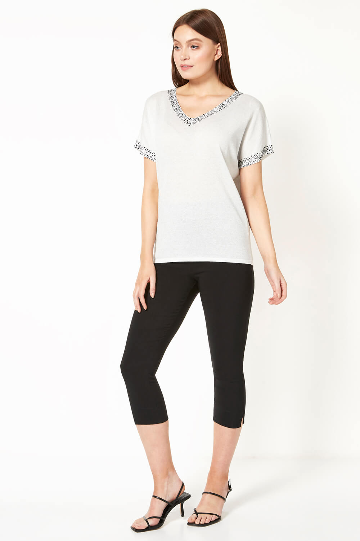Roman-Originals-Women-039-s-Embellished-Batwing-T-shirt thumbnail 42
