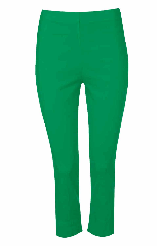 Cropped-Stretch-Capri-Bengaline-Trousers-3-4-Thick-Legging-Women-Roman-Originals 縮圖 107