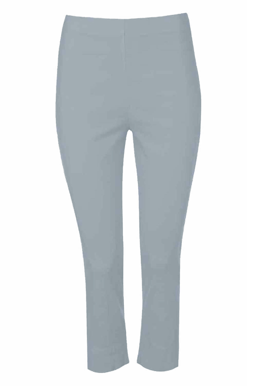 Cropped-Stretch-Capri-Bengaline-Trousers-3-4-Thick-Legging-Women-Roman-Originals 縮圖 364