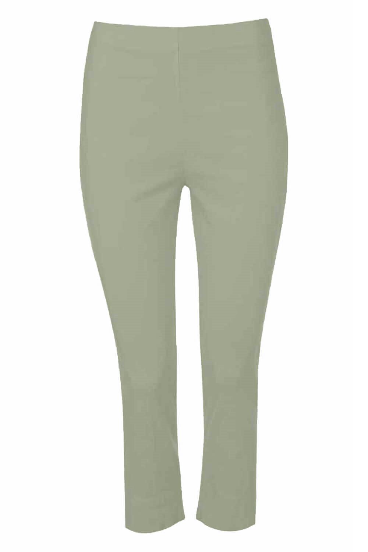 Cropped-Stretch-Capri-Bengaline-Trousers-3-4-Thick-Legging-Women-Roman-Originals 縮圖 117