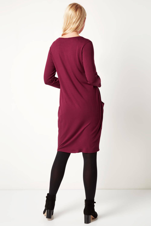 Roman-Originals-Womens-Slouch-Tunic-Dress thumbnail 28