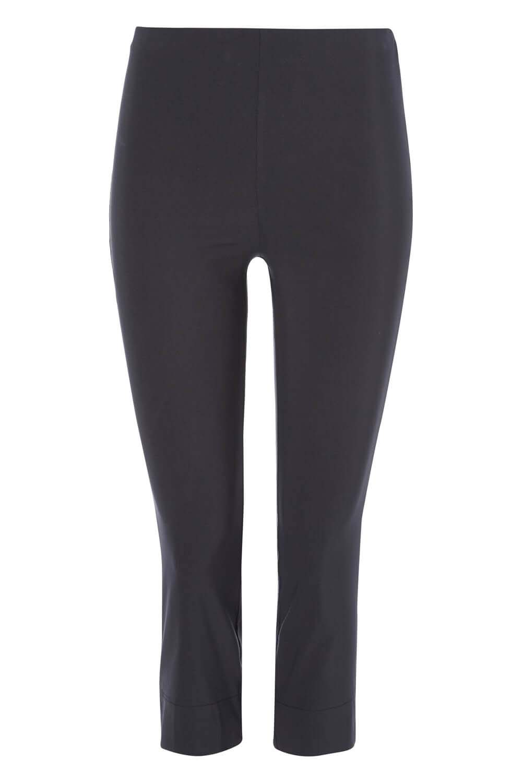 Cropped-Stretch-Capri-Bengaline-Trousers-3-4-Thick-Legging-Women-Roman-Originals 縮圖 99