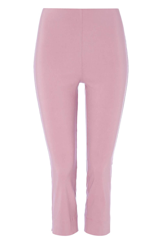 Cropped-Stretch-Capri-Bengaline-Trousers-3-4-Thick-Legging-Women-Roman-Originals 縮圖 148