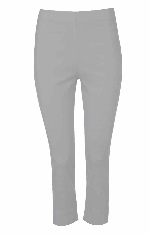 Cropped-Stretch-Capri-Bengaline-Trousers-3-4-Thick-Legging-Women-Roman-Originals 縮圖 16