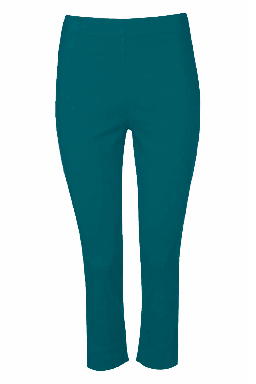 Cropped-Stretch-Capri-Bengaline-Trousers-3-4-Thick-Legging-Women-Roman-Originals 縮圖 272