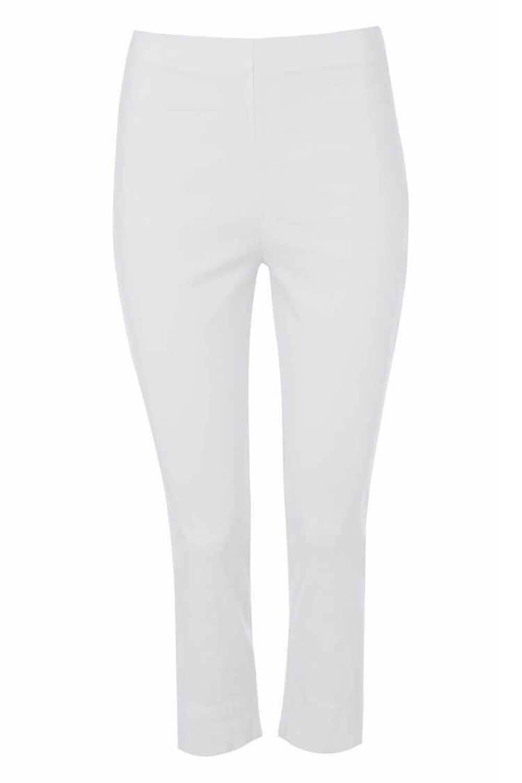 Cropped-Stretch-Capri-Bengaline-Trousers-3-4-Thick-Legging-Women-Roman-Originals 縮圖 58