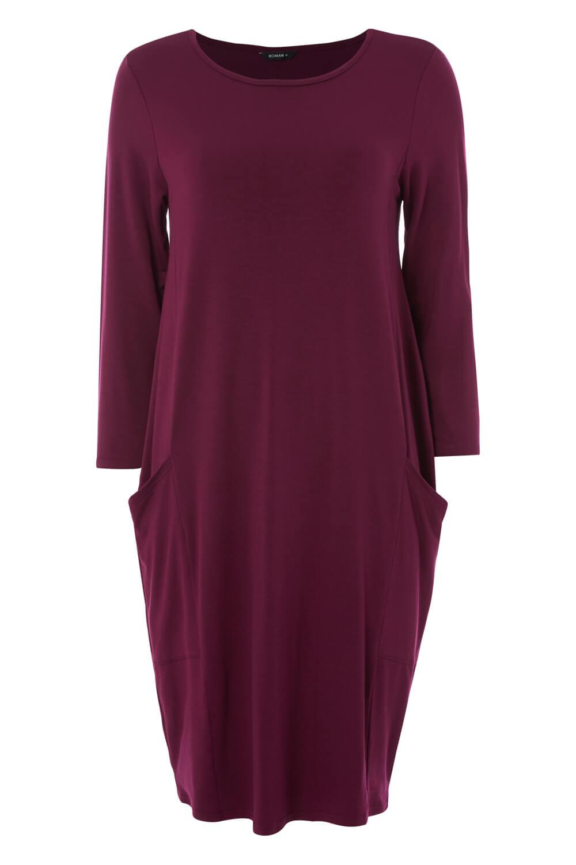 Roman-Originals-Womens-Slouch-Tunic-Dress thumbnail 29