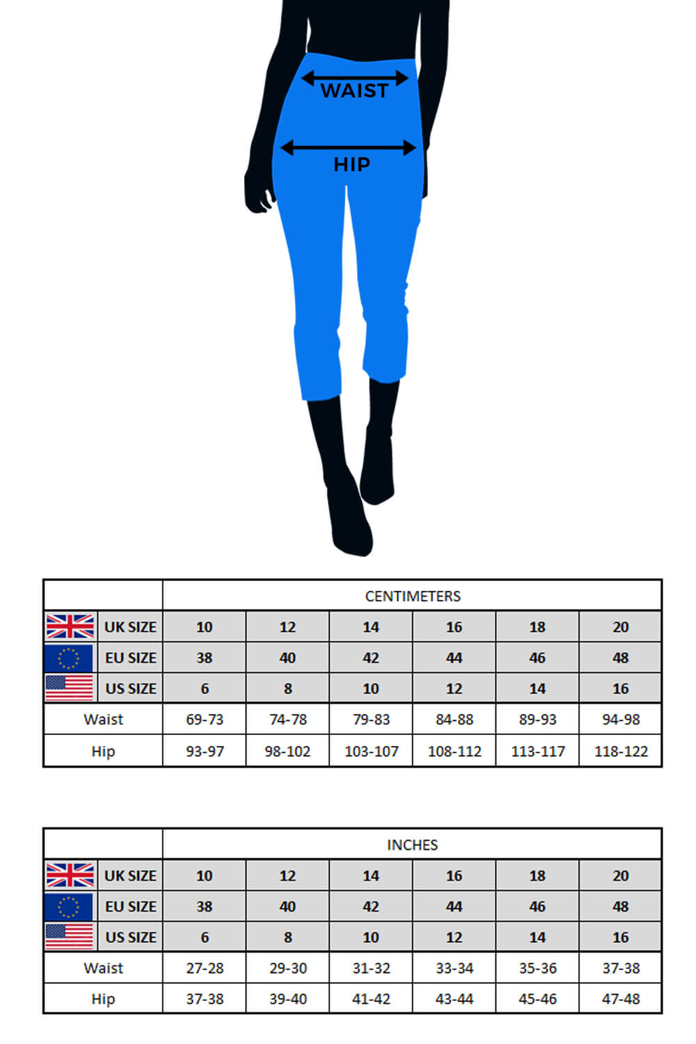 Roman-Originals-Women-Cropped-Stretch-Bengaline-Capri-Trousers-3-4-Thick-Legging 縮圖 194
