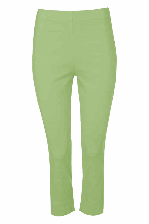 Cropped-Stretch-Capri-Bengaline-Trousers-3-4-Thick-Legging-Women-Roman-Originals 縮圖 404