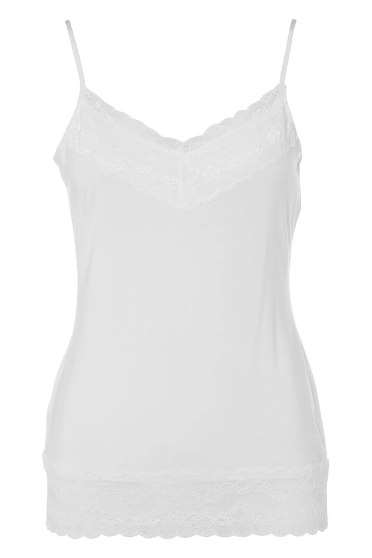 Roman-Originals-Women-Lace-Trim-Camisole-Top thumbnail 23