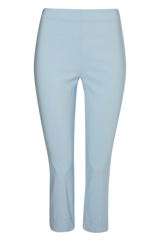 Cropped-Stretch-Capri-Bengaline-Trousers-3-4-Thick-Legging-Women-Roman-Originals 縮圖 231