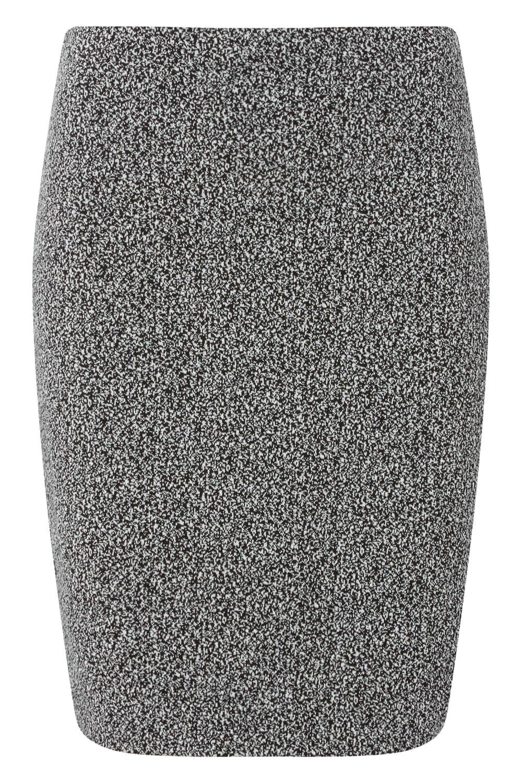 thumbnail 18 - Roman Originals Women's Textured Cotton Mix Jersey Short Skirt Formal Work Wear