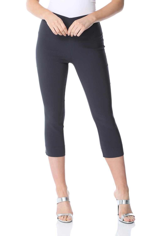 Cropped-Stretch-Capri-Bengaline-Trousers-3-4-Thick-Legging-Women-Roman-Originals 縮圖 92