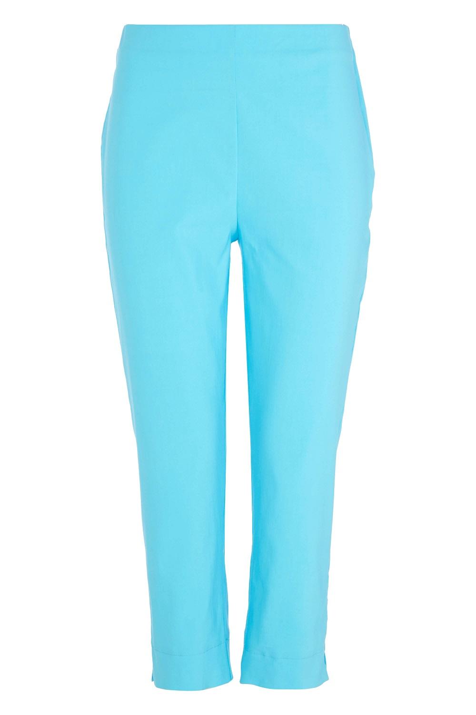 Cropped-Stretch-Capri-Bengaline-Trousers-3-4-Thick-Legging-Women-Roman-Originals 縮圖 344