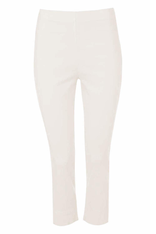 Cropped-Stretch-Capri-Bengaline-Trousers-3-4-Thick-Legging-Women-Roman-Originals 縮圖 394