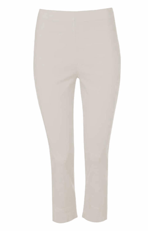 Cropped-Stretch-Capri-Bengaline-Trousers-3-4-Thick-Legging-Women-Roman-Originals 縮圖 211
