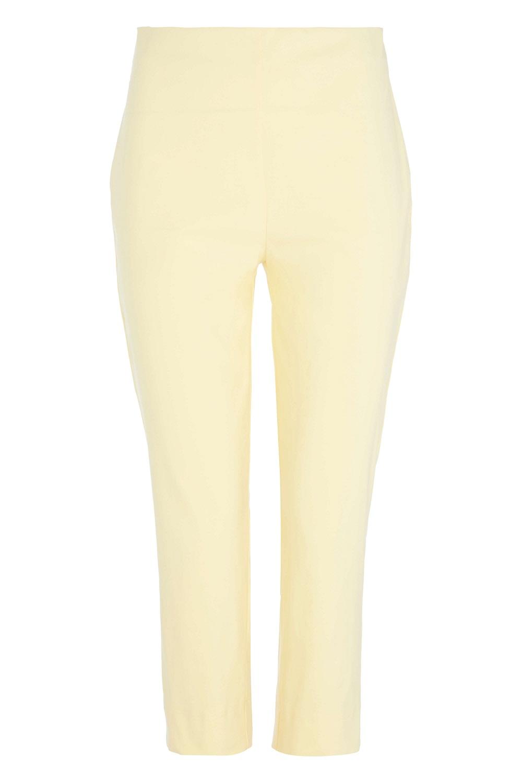 Cropped-Stretch-Capri-Bengaline-Trousers-3-4-Thick-Legging-Women-Roman-Originals 縮圖 222