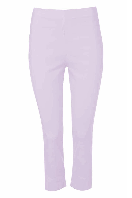 Cropped-Stretch-Capri-Bengaline-Trousers-3-4-Thick-Legging-Women-Roman-Originals 縮圖 251