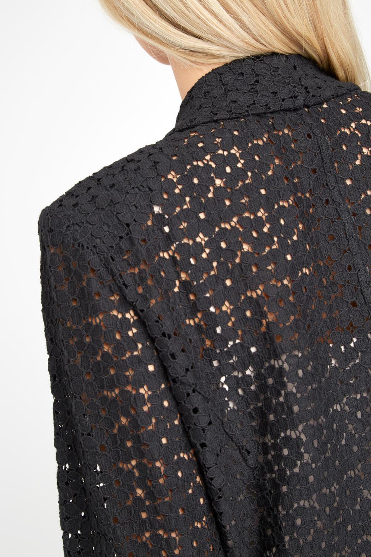 Roman-Originals-Women-039-s-Blue-Floral-Lace-Jacket-Sizes-10-20 thumbnail 17
