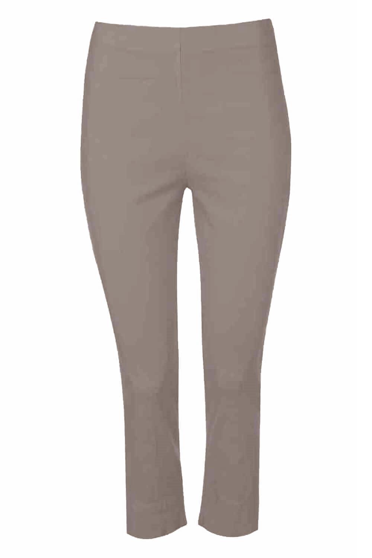 Cropped-Stretch-Capri-Bengaline-Trousers-3-4-Thick-Legging-Women-Roman-Originals 縮圖 86