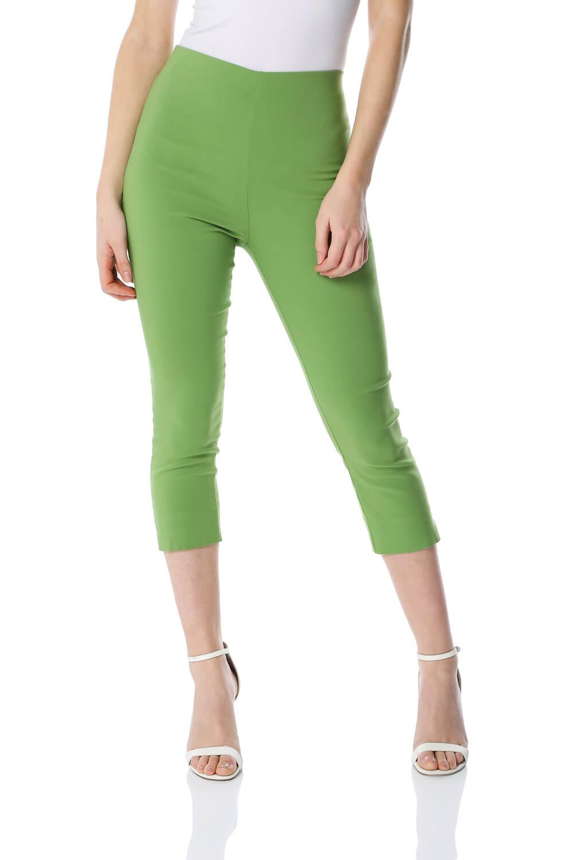 Cropped-Stretch-Capri-Bengaline-Trousers-3-4-Thick-Legging-Women-Roman-Originals 縮圖 399